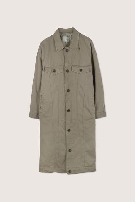 Jacket H187 Olive 5