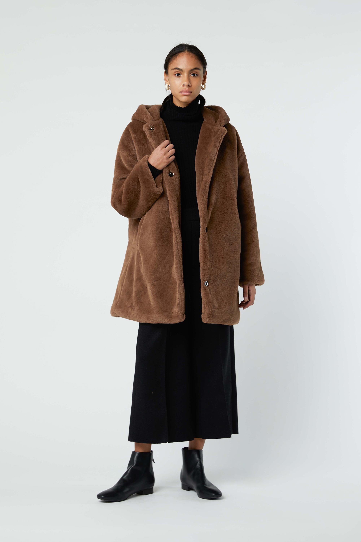 Jacket J002 Brown 1