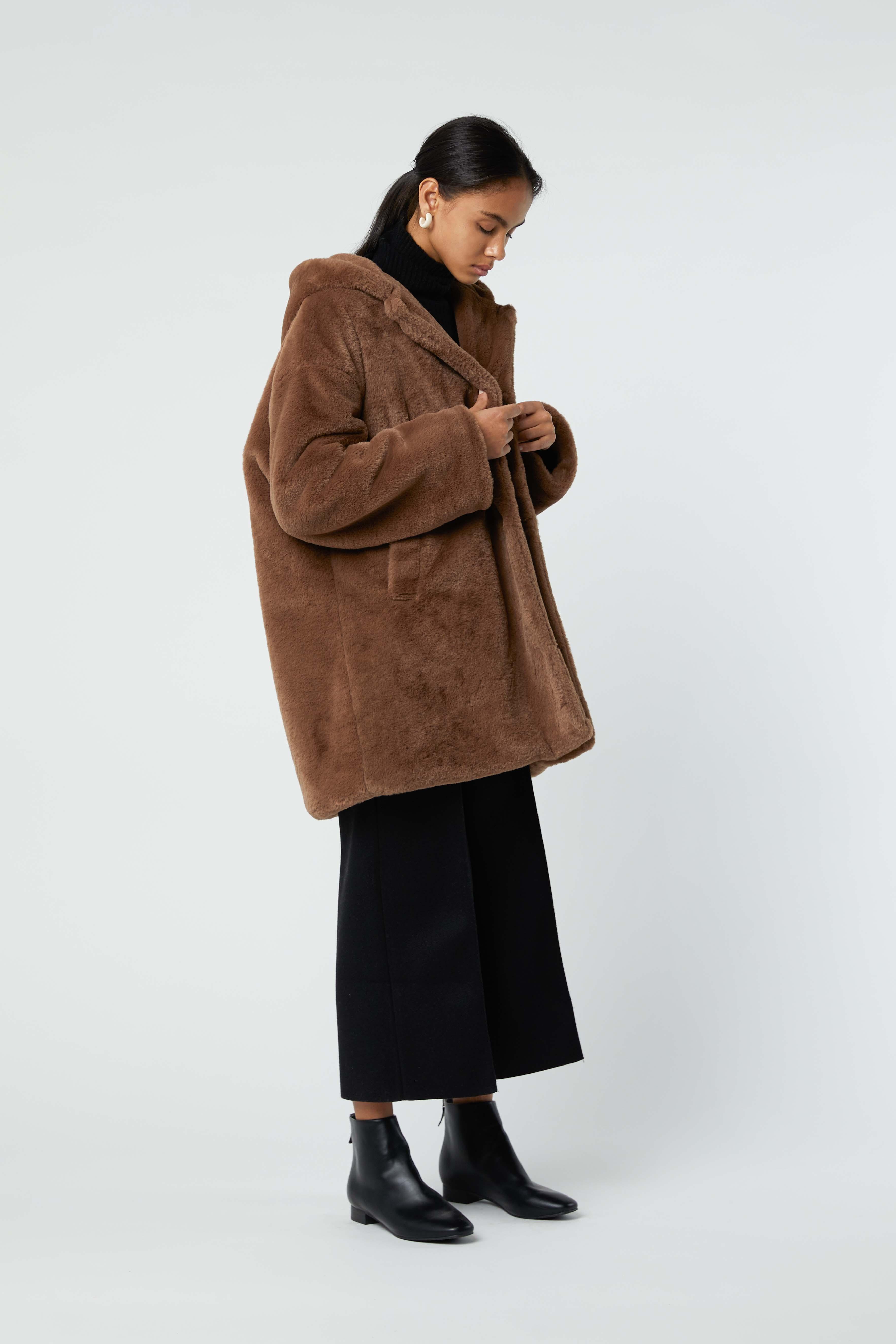 Jacket J002 Brown 2