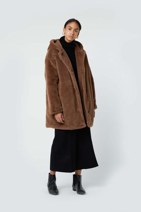 Jacket J002 Brown 3