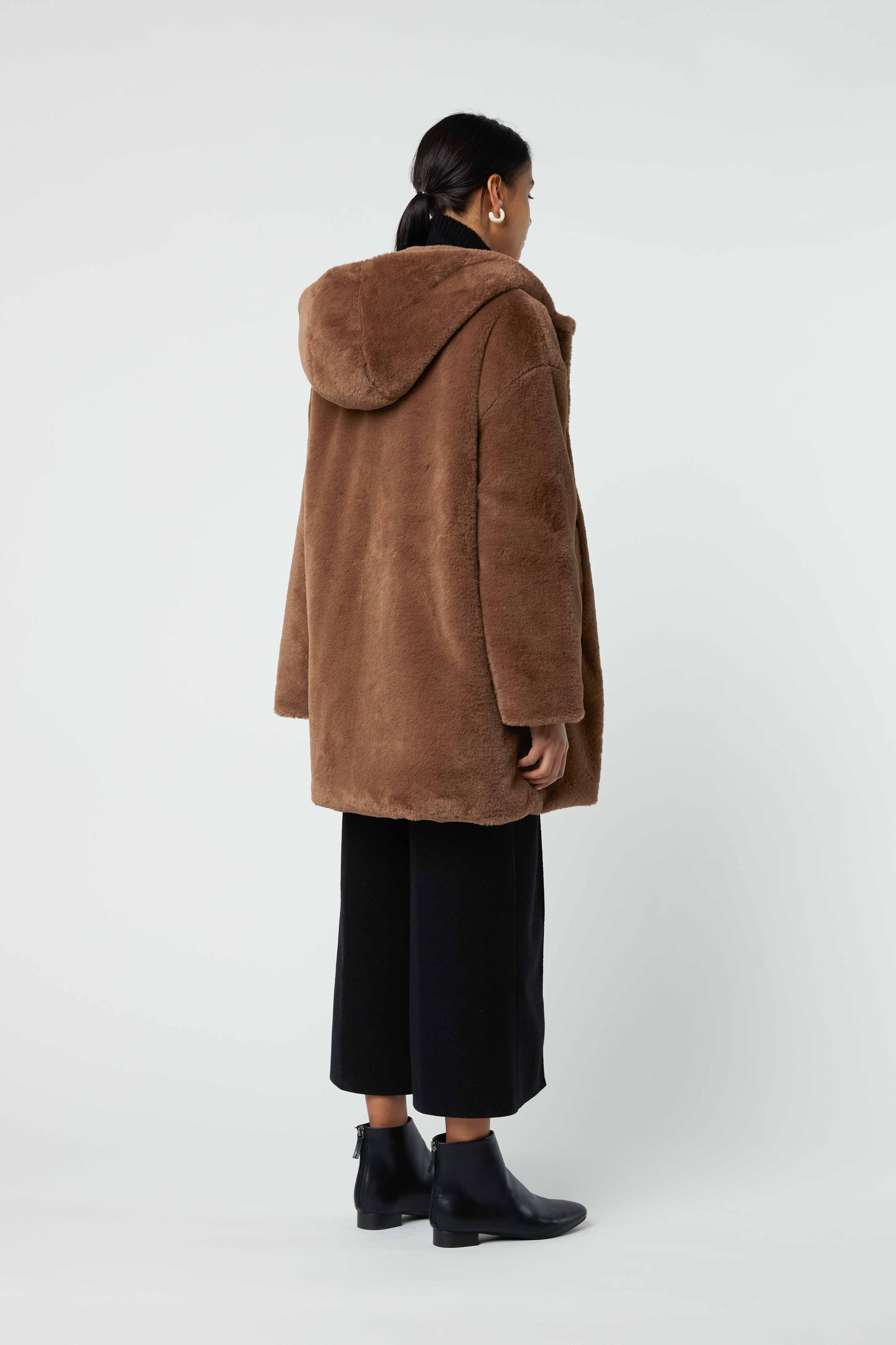 Jacket J002 Brown 4