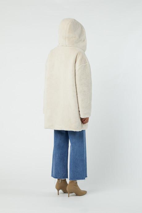 Jacket J002 Cream 11