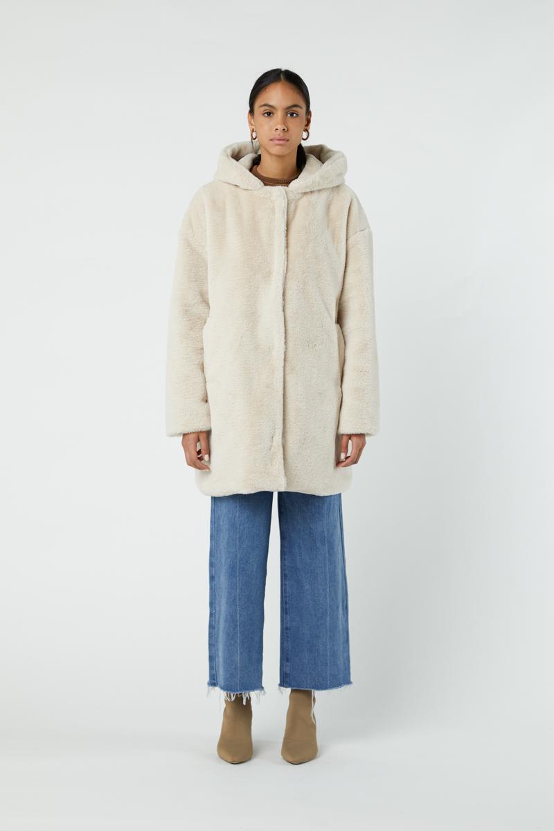 Jacket J002 Cream 7