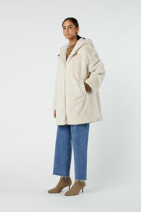 Jacket J002 Cream 8