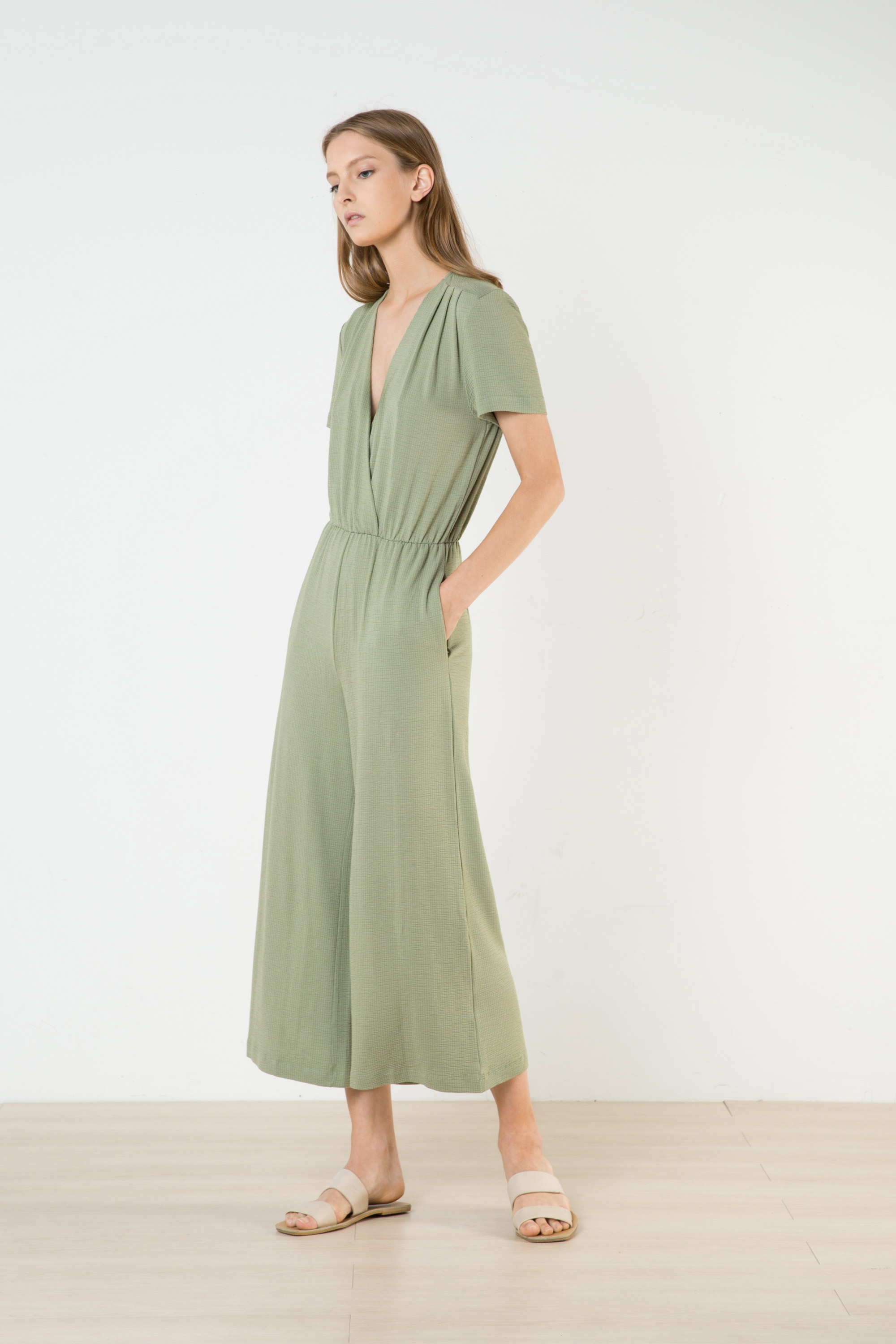 Jumpsuit 2828 Green 1