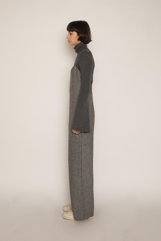 Jumpsuit H109 Gray 3