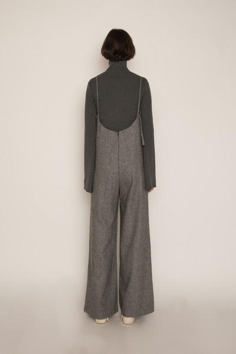 Jumpsuit H109 Gray 4