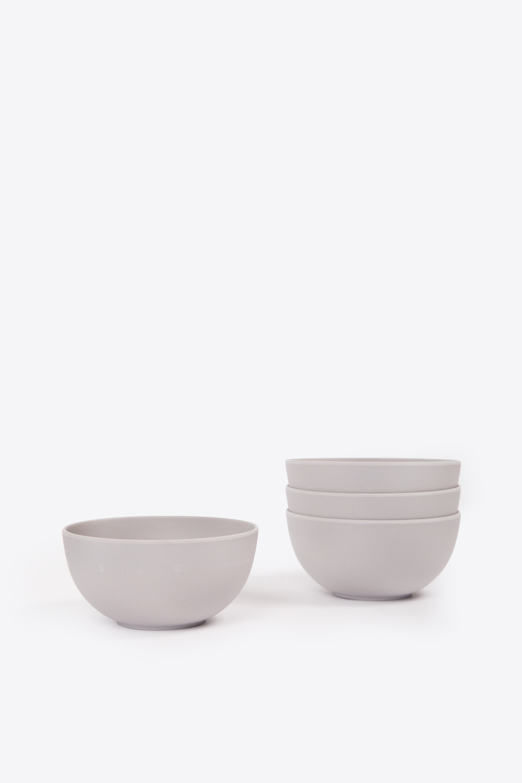 Large Bamboo Bowl Set 2857 Gray 1