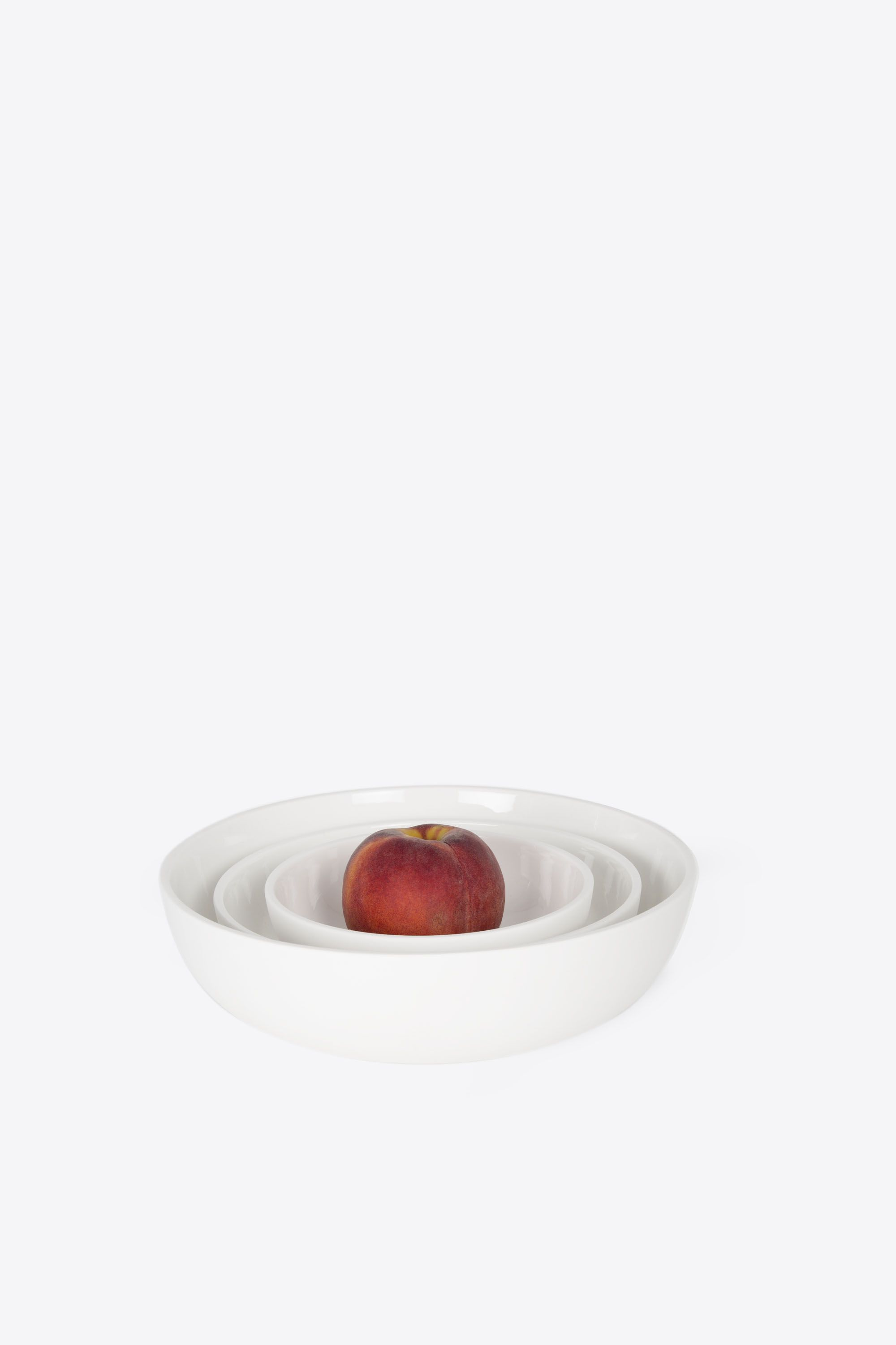 Medium Bowl 1871 White 2