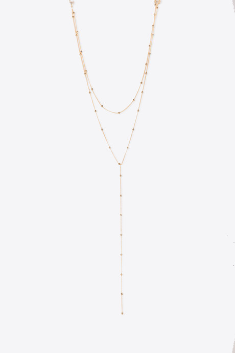 Necklace H049 Gold 1