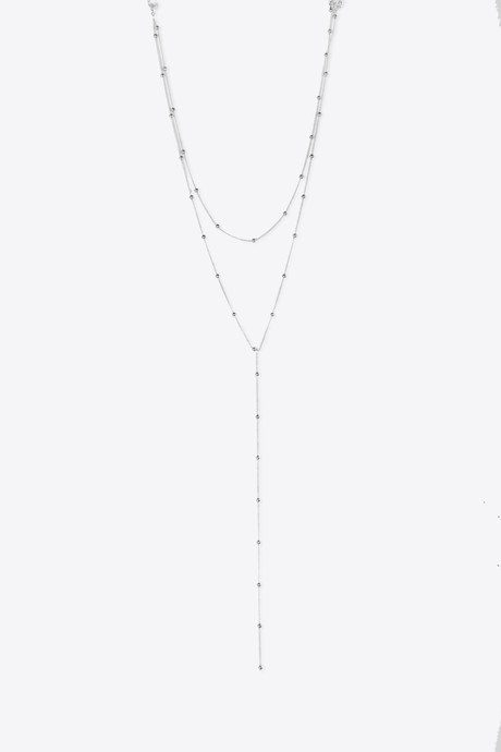Necklace H049 Silver 2