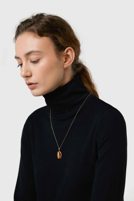 Necklace J004 Gold 2