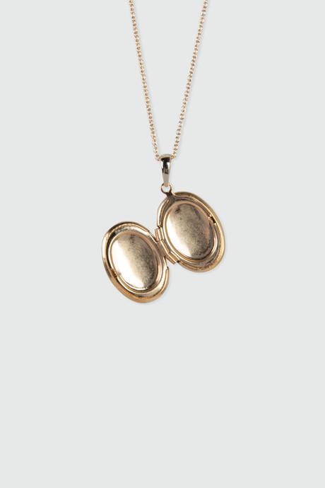 Necklace J004 Gold 4