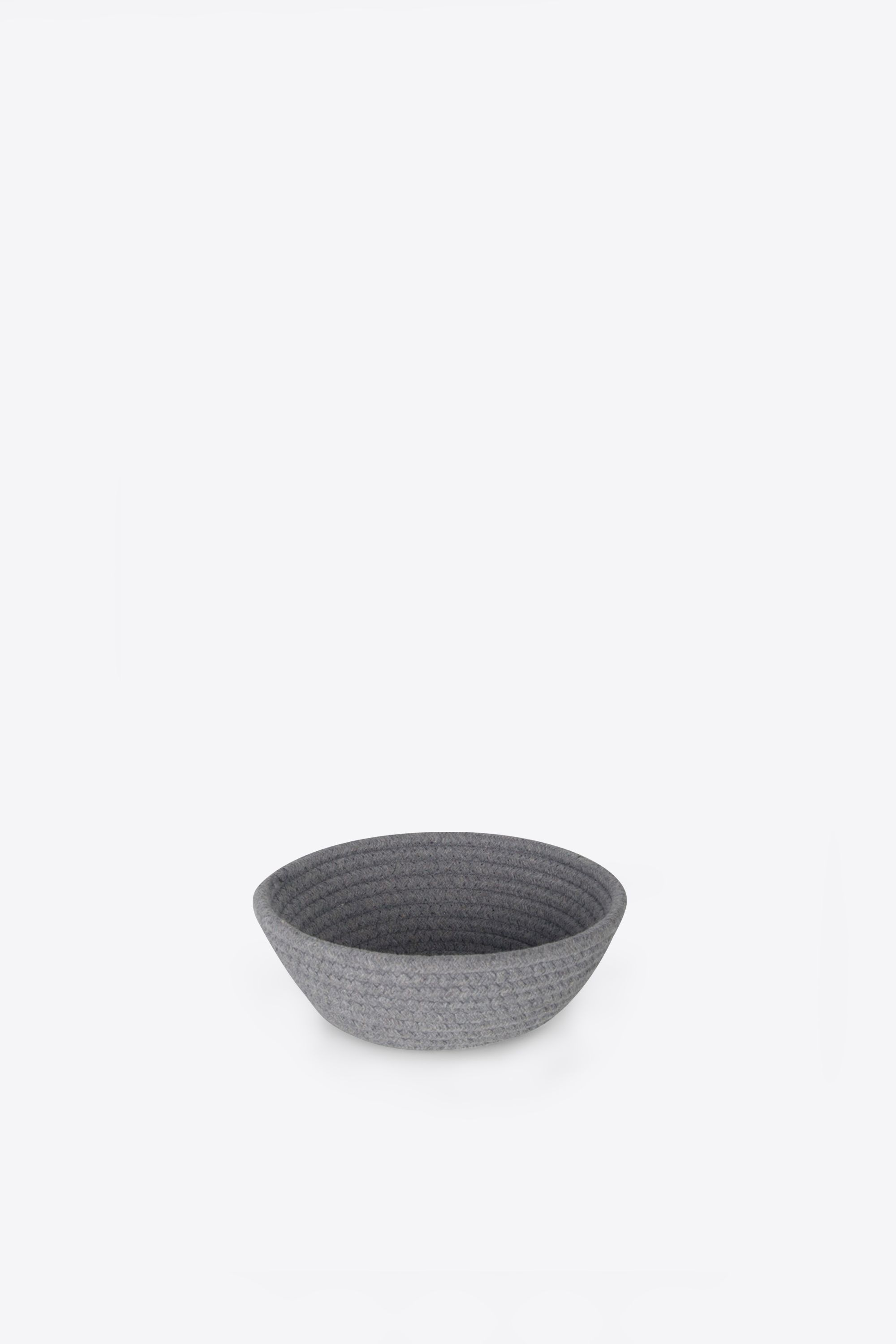 Rope Bowl 1017 Gray 4