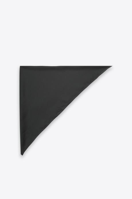Scarf H071 Black 12