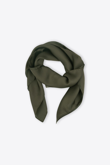 Scarf H071 Olive 6