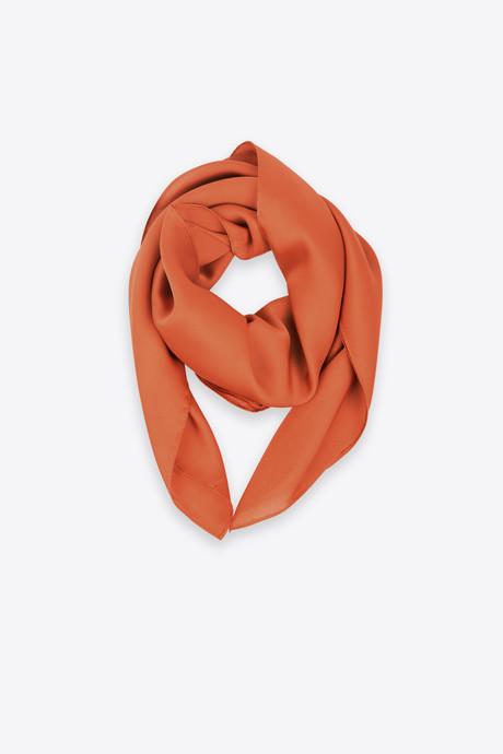 Scarf H071 Orange 12