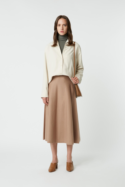 Skirt 2534 Taupe 1