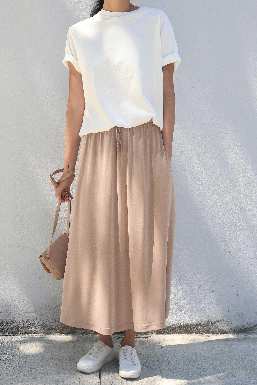 Skirt 2717 Brown 1
