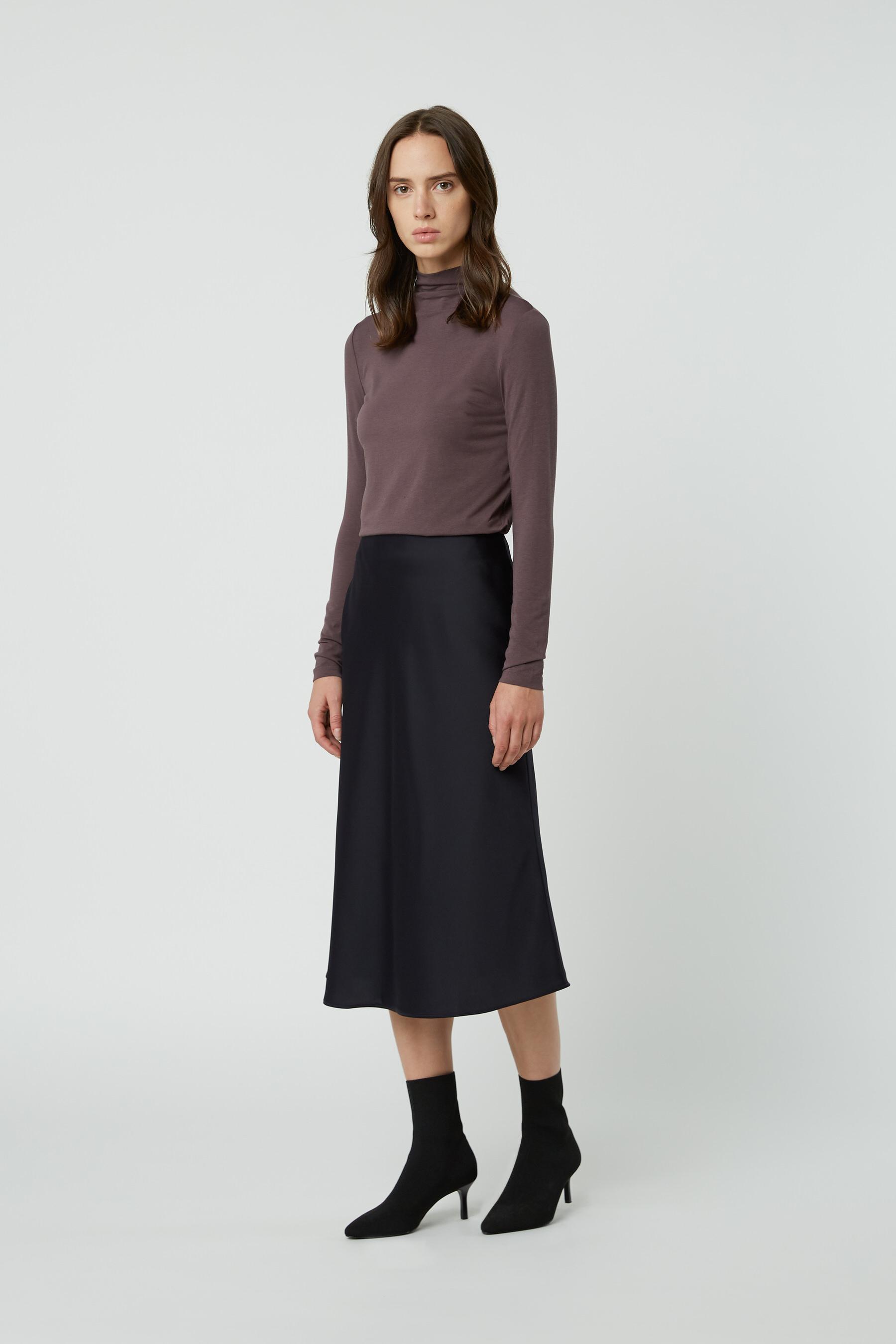 Skirt 2921 Navy 8