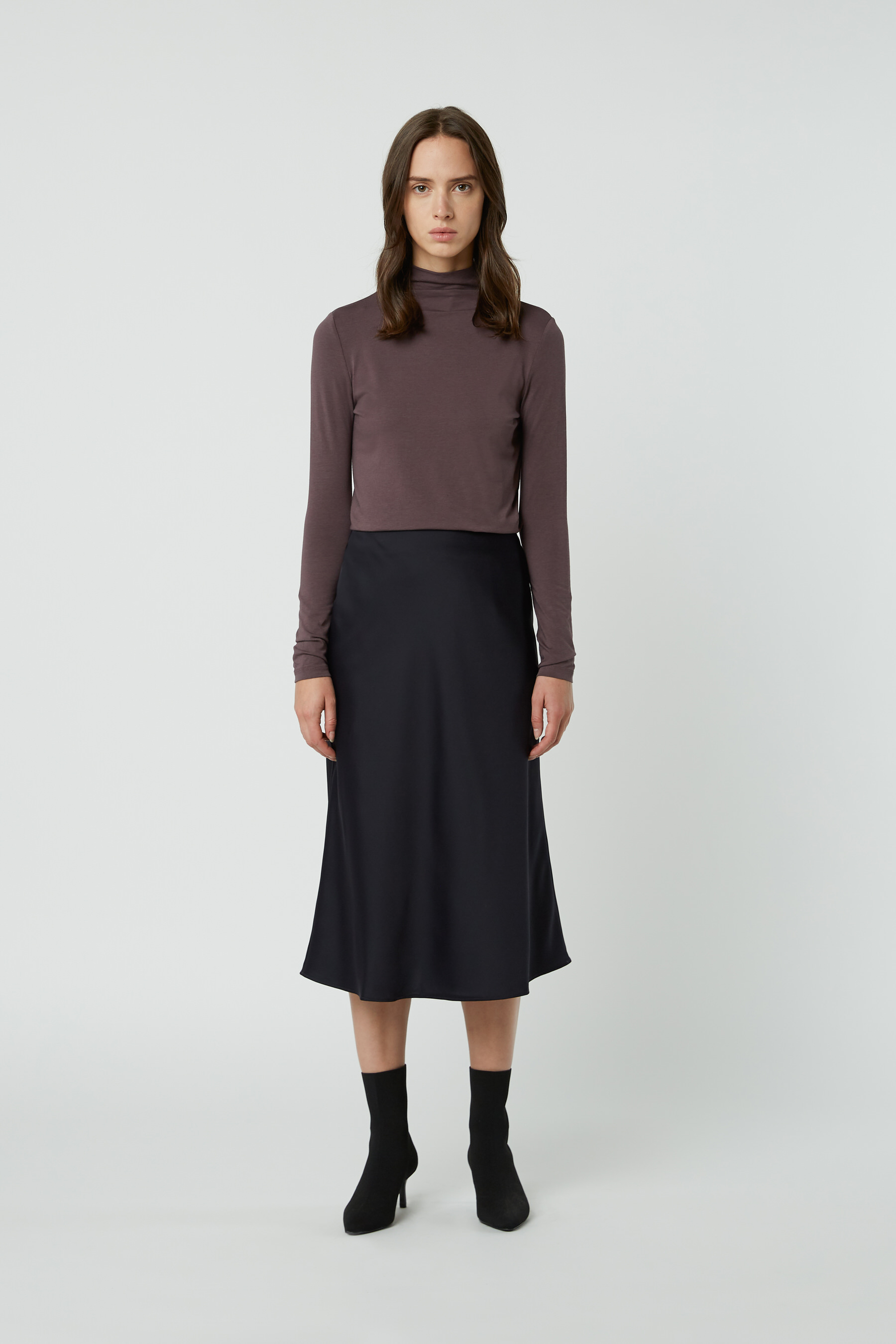 Skirt 2921 Navy 9