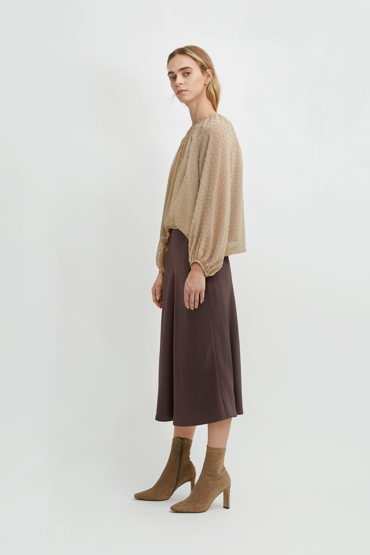 Skirt 2921 Purple 3