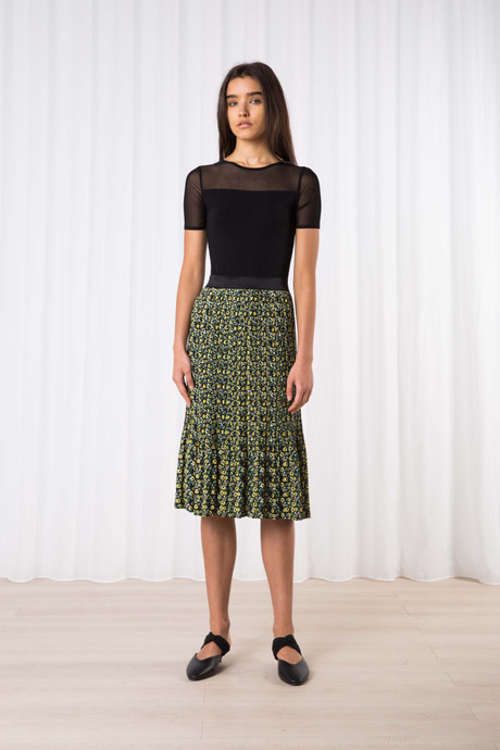 Skirt H251 Green 2