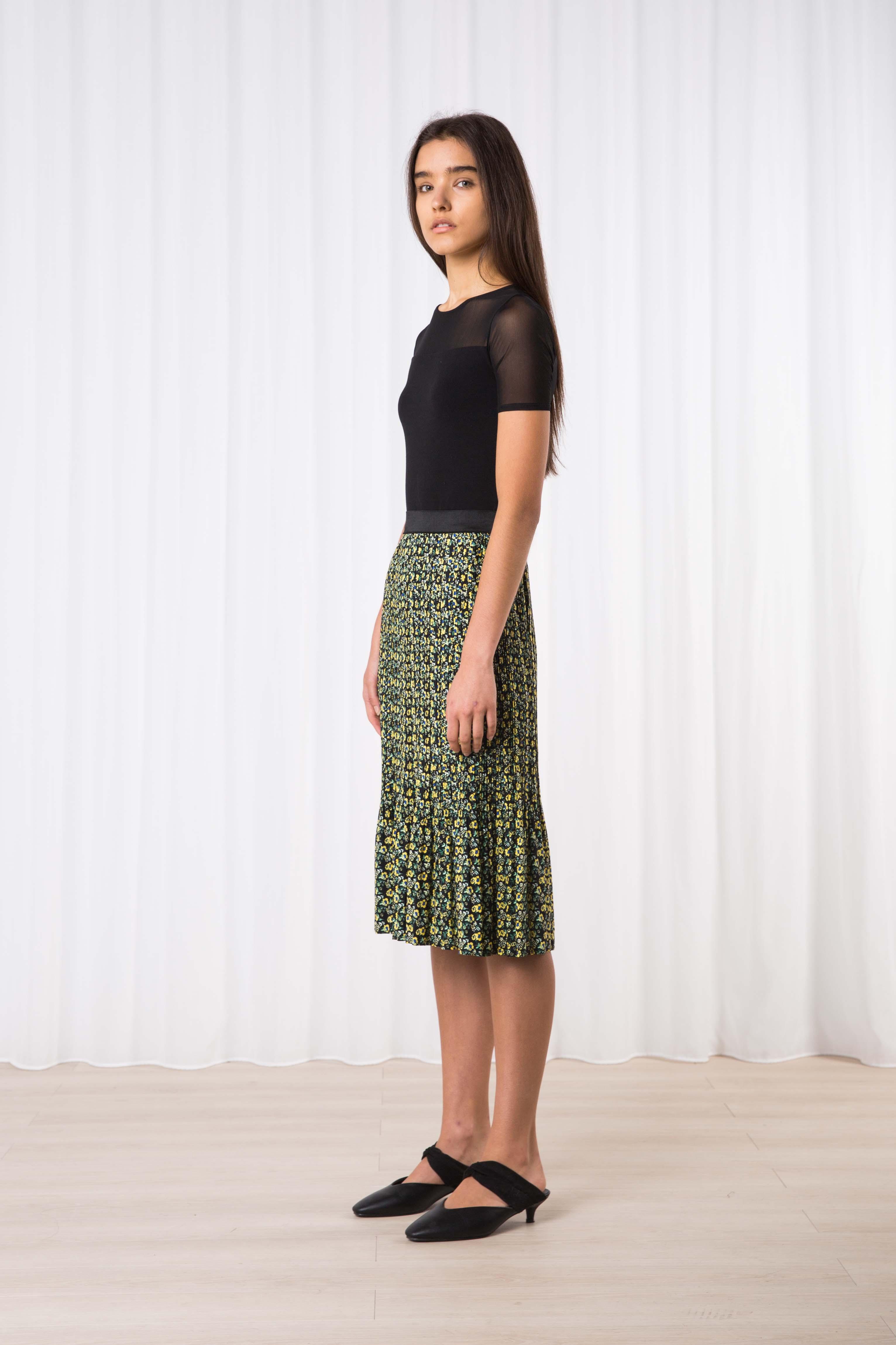 Skirt H251 Green 3