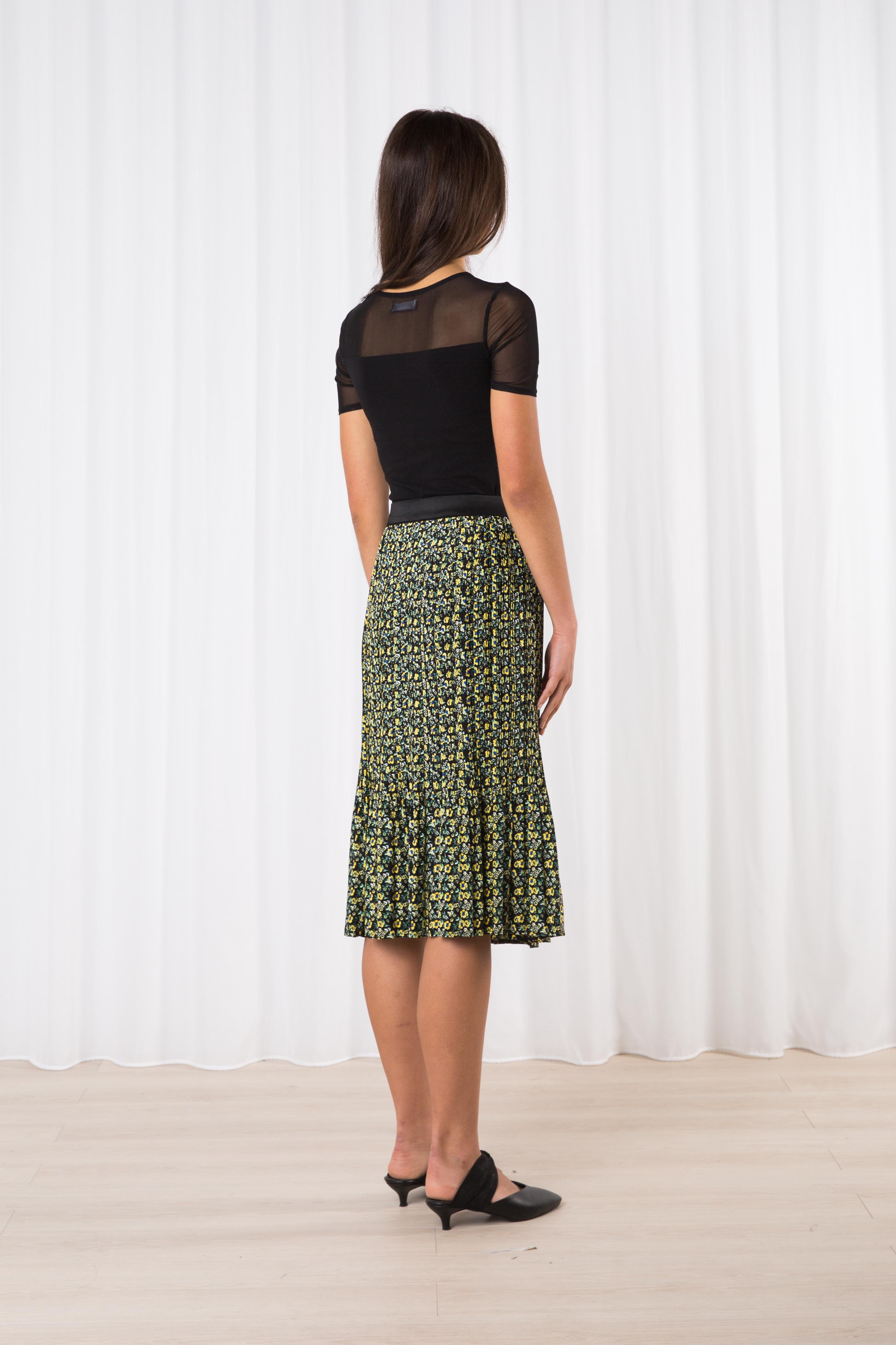 Skirt H251 Green 4