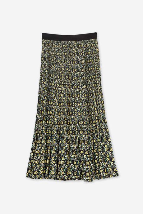 Skirt H251 Green 5