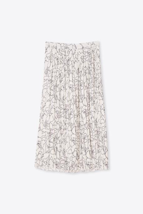 Skirt H265 Cream 5