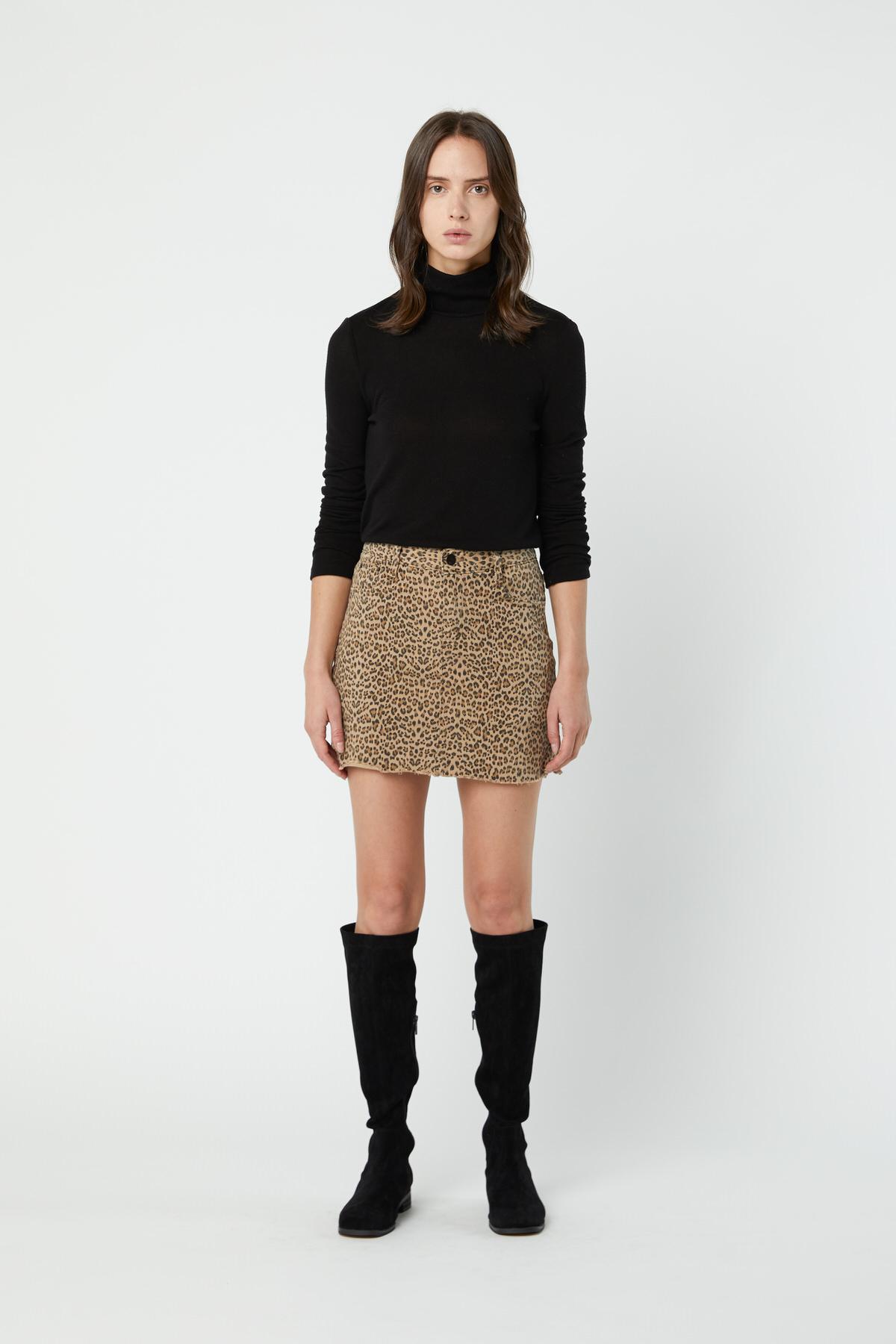 Skirt J002K Beige 1