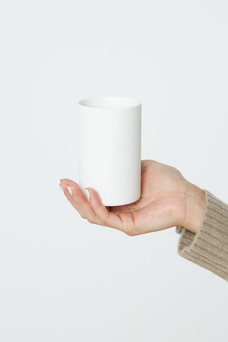 Slim Porcelain Cup 2939