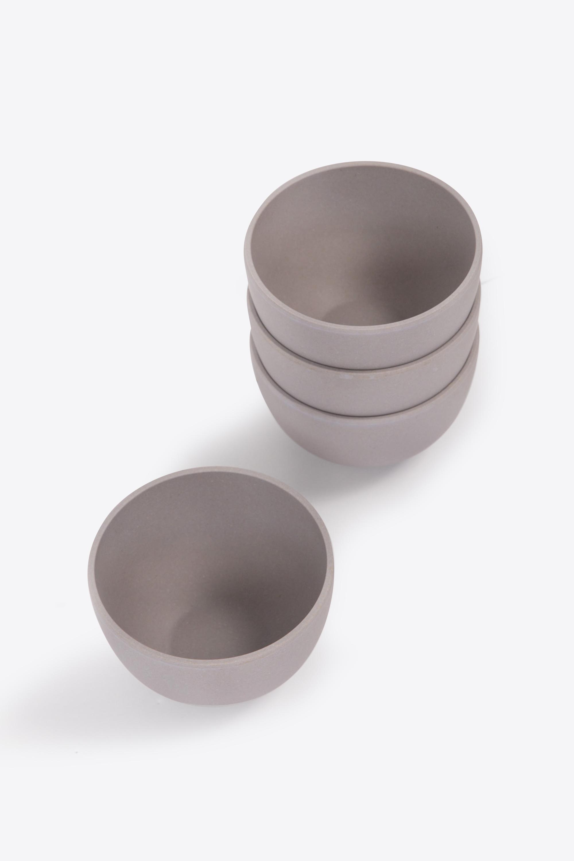 Small Bamboo Bowl Set 2854 Gray 1