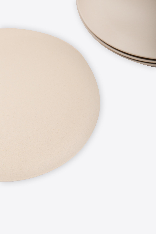 Small Bamboo Plate Set 2858 Cream 1
