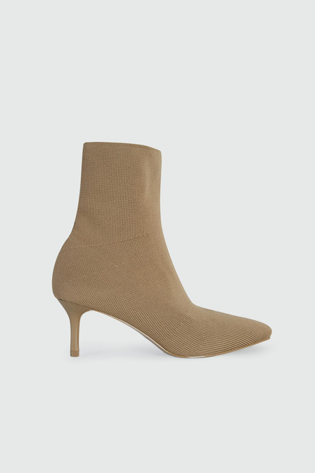 Sock Boot 2626 Camel 1