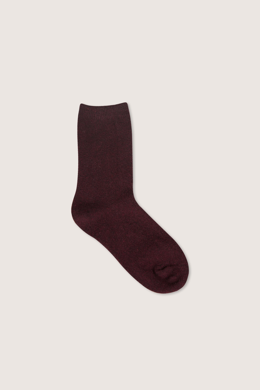 Sock H046 Wine 2
