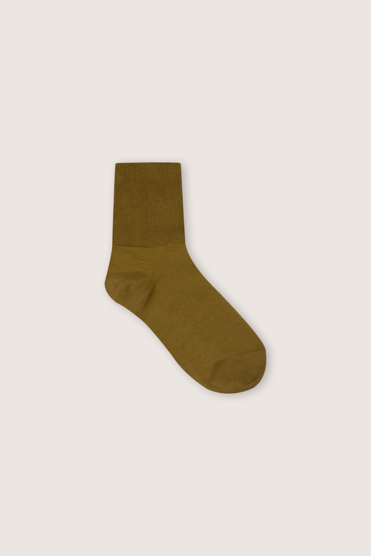 Sock H062 Mustard 2
