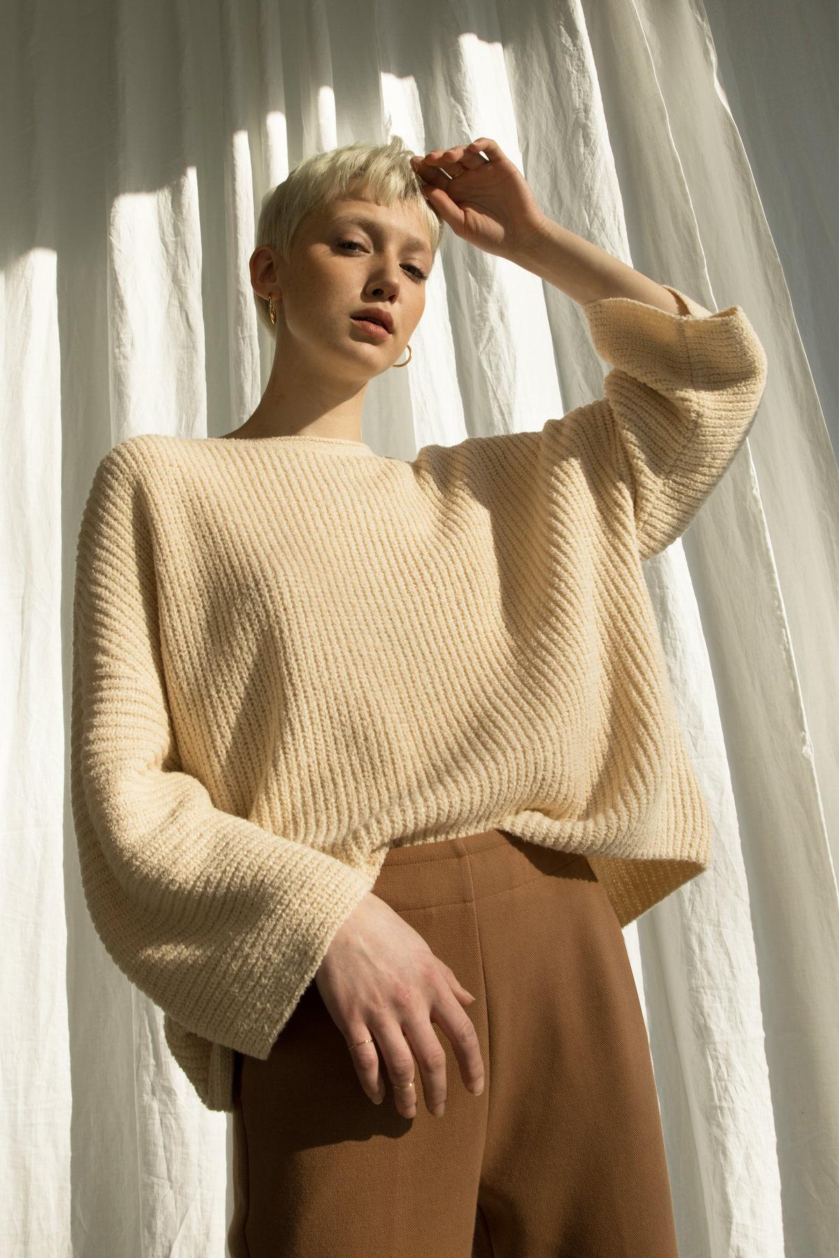 Sweater 2318 Cream 1