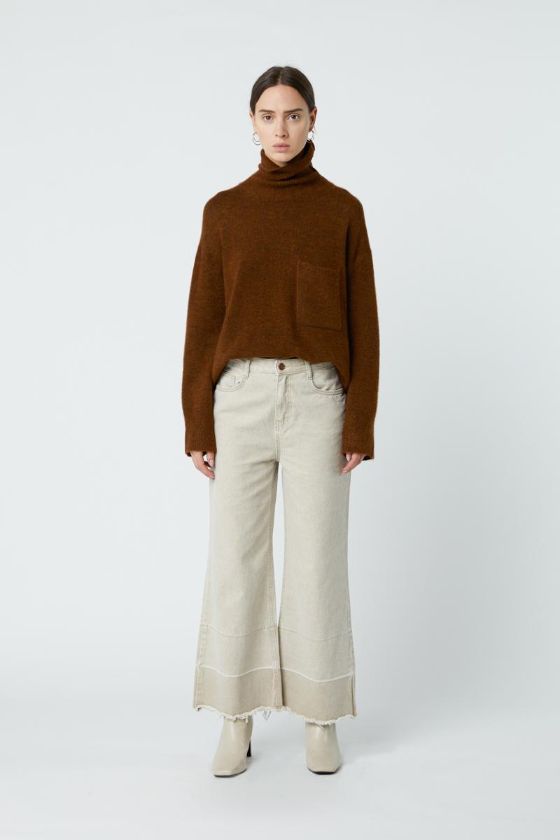 Sweater 24062018 Brown 4