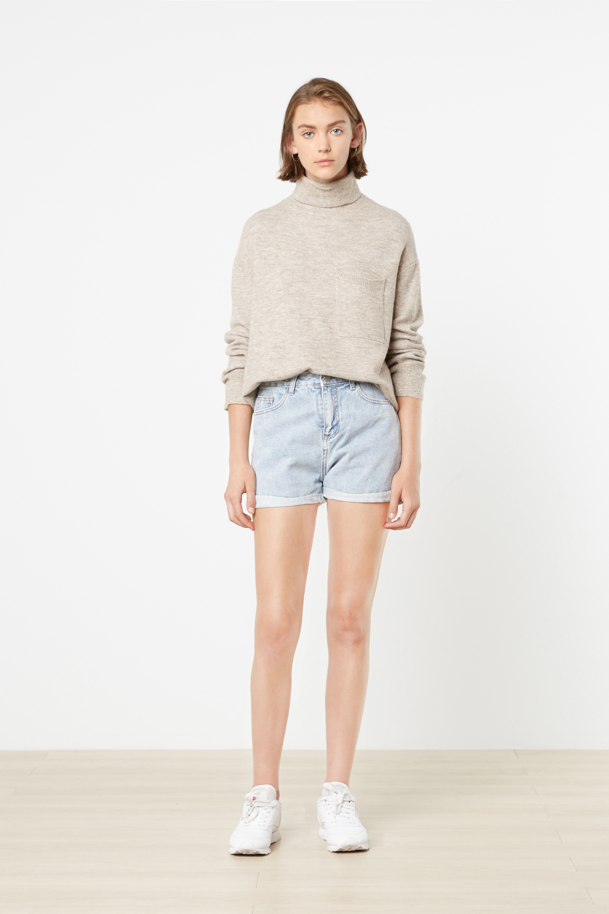 Sweater 2406 Taupe 1