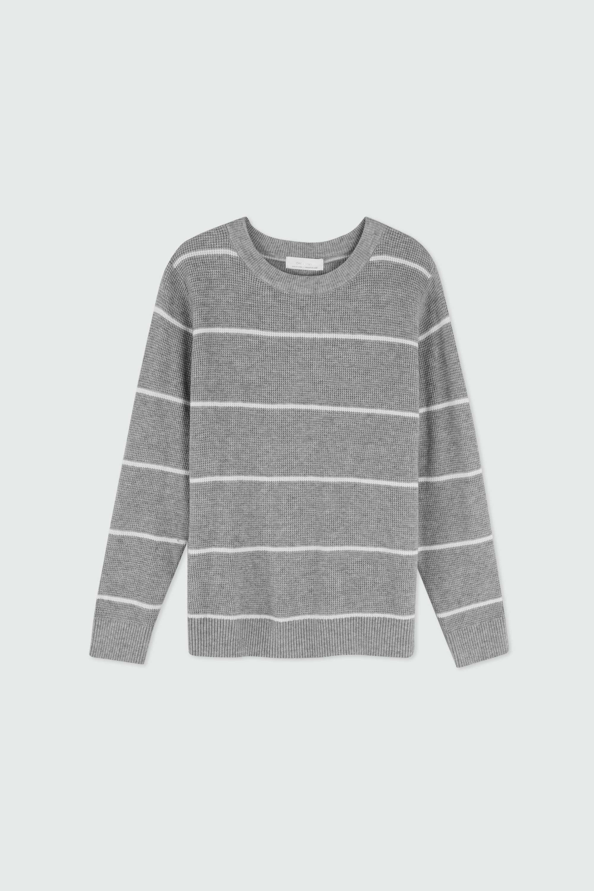 Sweater 24272019 Gray Stripe 9