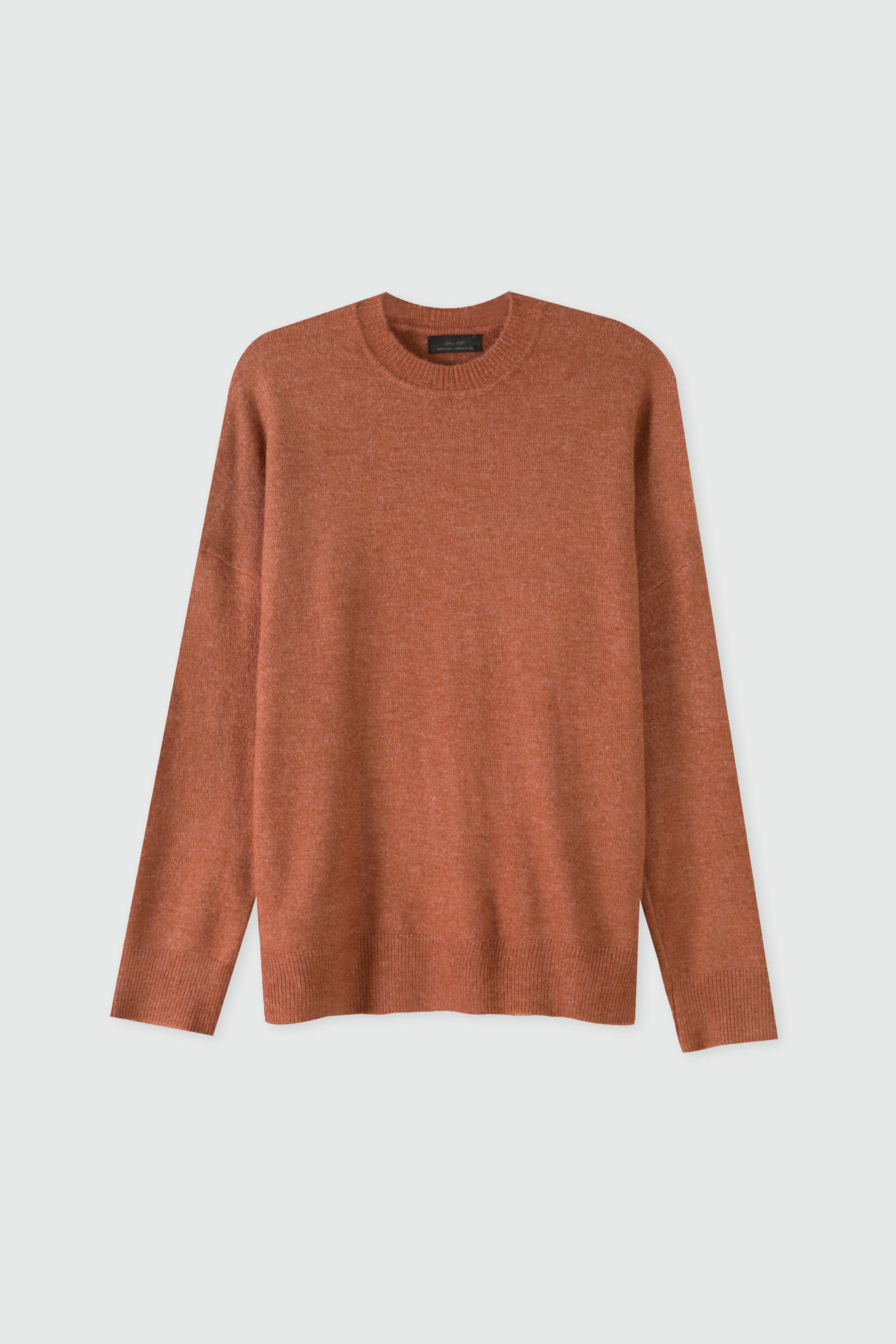 Sweater 2482 Rust 1