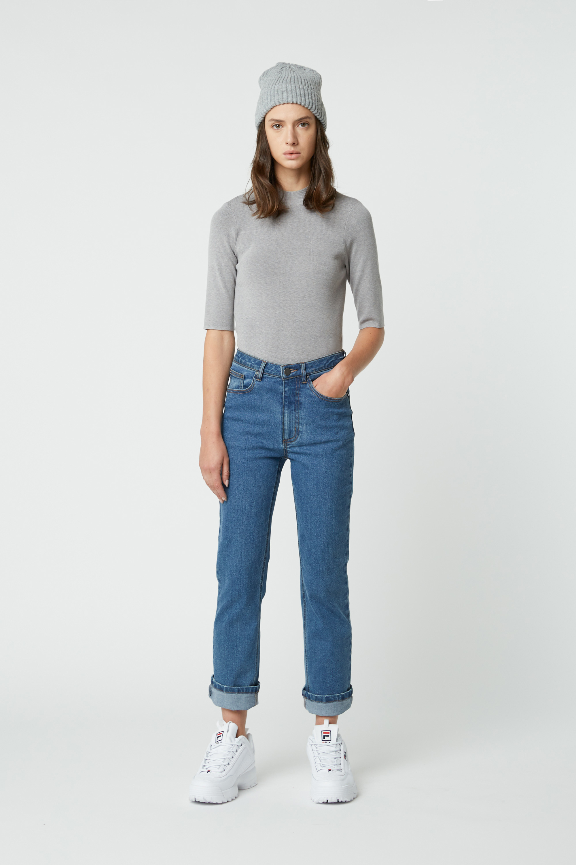 Sweater 24992018 Heather Light Gray 4