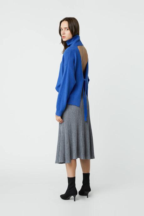 Sweater 2619 Blue 1