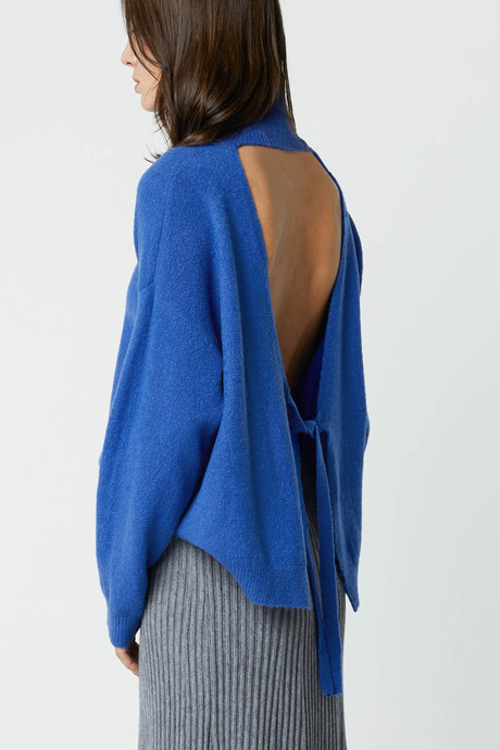 Sweater 2619 Blue 4