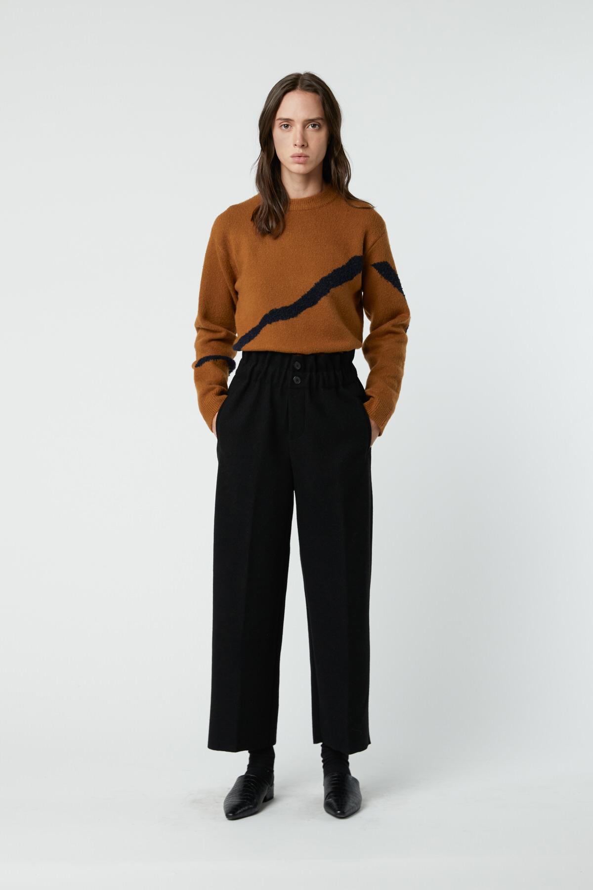 Sweater 2710 Mustard 9