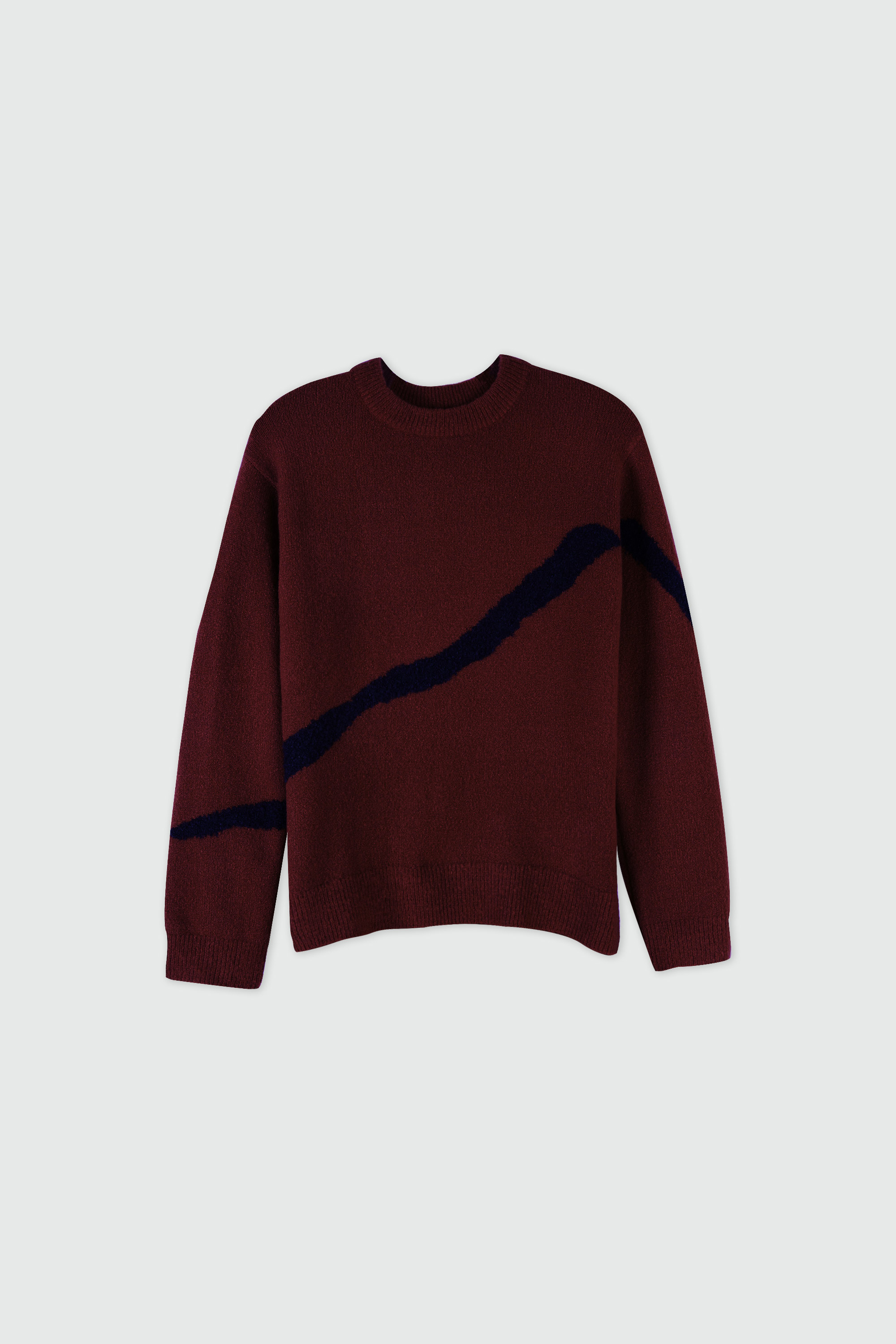Sweater 2710 Wine 12