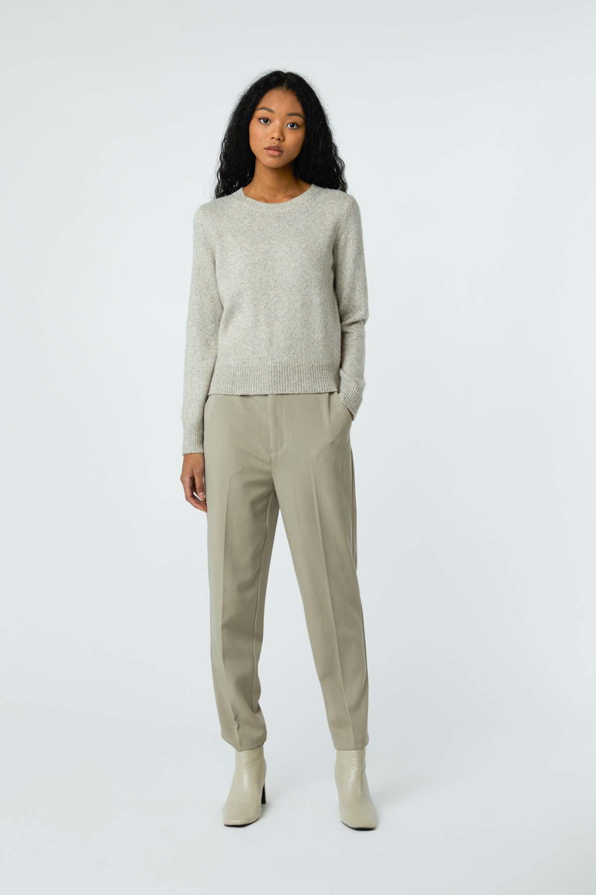 Sweater 2763 Oatmeal 1