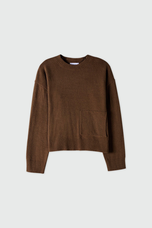 Sweater 2764 Brown 15